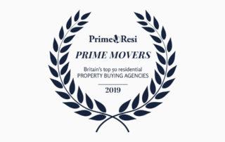 PrimeResi 2019 Award