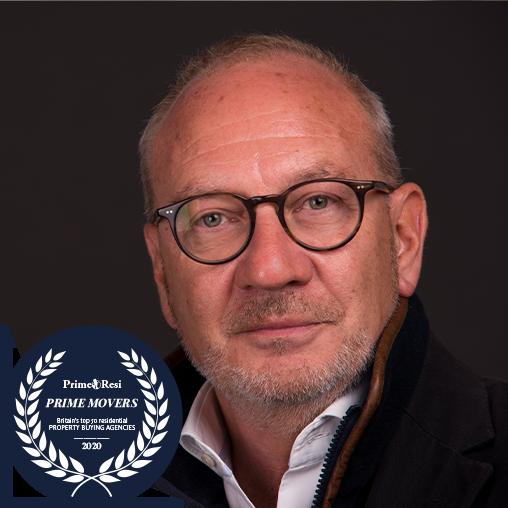 Simon English PrimeResi Award